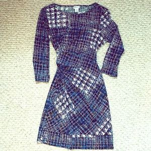 Stunning Faux Wrap Dress (So Comfy!!)